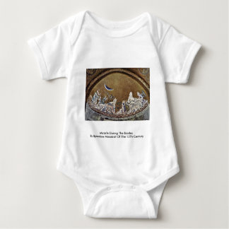 Milagre durante o êxodo pelo Mosaicist bizantino T-shirt