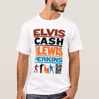 Milhão nomes do quarteto do dólar camiseta