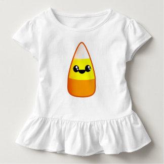 milho de doces do kawaii camiseta infantil