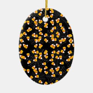 Milho de doces ornamento de cerâmica