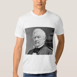 Millard Fillmore T-shirts