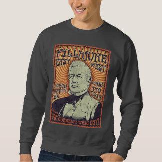 Millard Fillmore - Whig para fora! Sueter