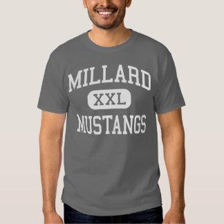 Millard - mustang - alto - Pikeville Kentucky T-shirts