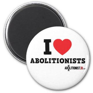Mim Abolitionists do coração Imãs