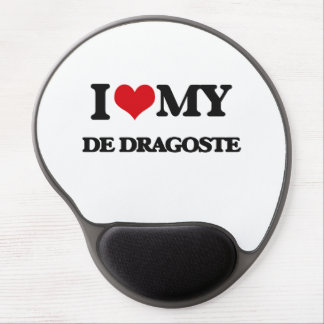 Mim Amor Meu DE DRAGOSTE Mouse Pad De Gel