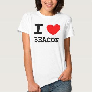 Mim BALIZA do coração T-shirt