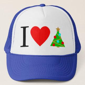 Mim boné do Natal do coração