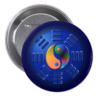 Mim botão de Ching Bóton Redondo 7.62cm