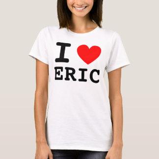 Mim camisa de Eric do coração