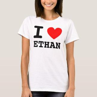 Mim camisa de Ethan do coração