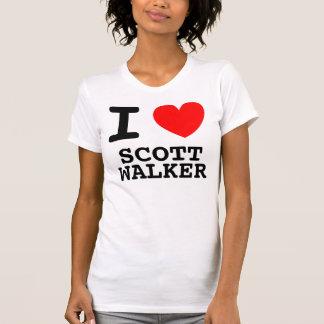 Mim camisa do caminhante de Scott do coração