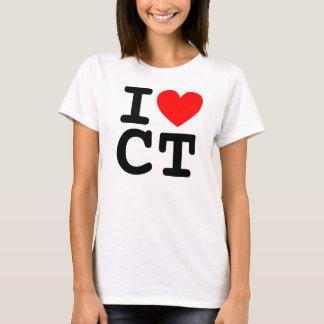 Mim camisa do CT do coração