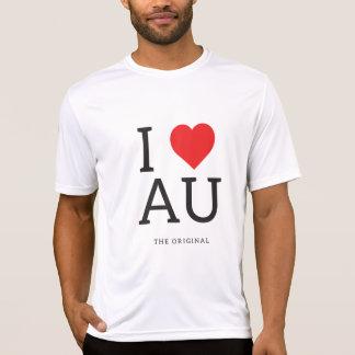Mim camisetas de Austrália do amor do AU do
