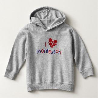 Mim camisola da criança de <3 Montessori Moletom