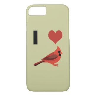 Mim cardeais do coração capa iPhone 7