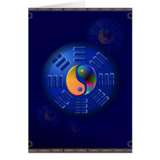 Mim cartões de Ching