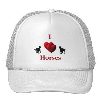 Mim cavalos do coração boné