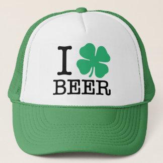 Mim cerveja do trevo boné