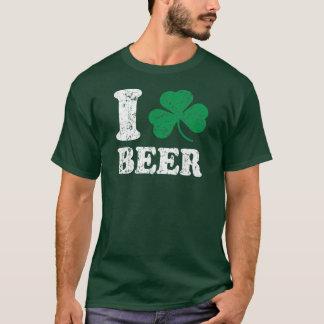 Mim cerveja do trevo camiseta