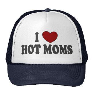 Mim chapéu quente do camionista das mães do boné