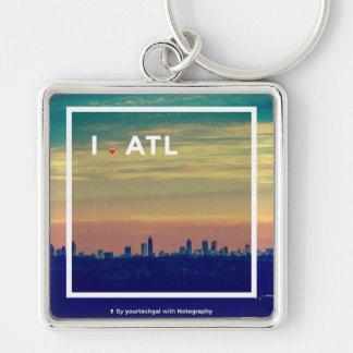 Mim chaveiro do coração ATL