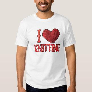 Mim confecção de malhas do coração (amor) tshirt