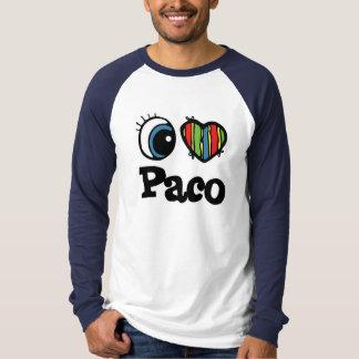 Mim coração (amor) Paco Tshirts