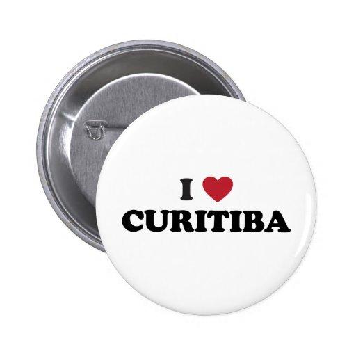 Mim coração Curitiba Brasil Boton