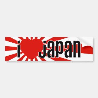 Mim coração Japão! Adesivo Para Carro