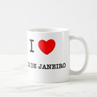 Mim coração RIO DE JANEIRO Caneca