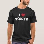 Mim coração Tokyo Japão Camiseta