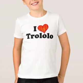 Mim coração Trololo Camiseta