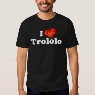 Mim coração Trololo Tshirt