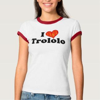 Mim coração Trololo Tshirts