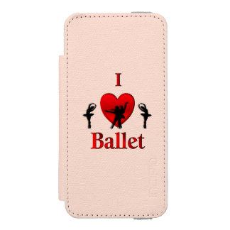 Mim dança do balé do coração