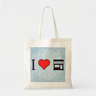 Mim design do coração do Storehouse Sacola Tote Budget