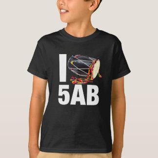Mim (Dhol) 5AB Camiseta