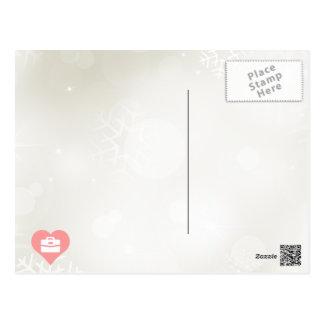 Mim exemplo de diplomata do coração cartão postal