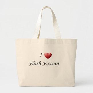 Mim ficção instantânea do coração bolsas