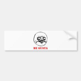 Mim Gusta - meme Adesivos