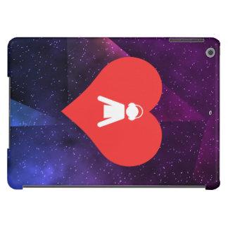 Mim ícone dos meninos do coração capa para iPad air