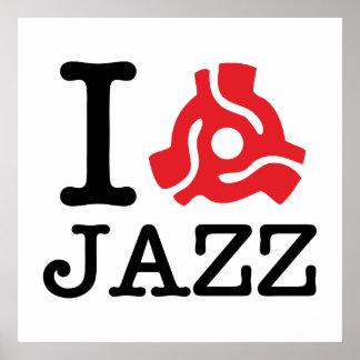 Mim jazz de 45 adaptadores poster