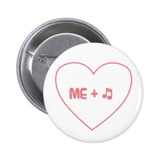 Mim + música boton