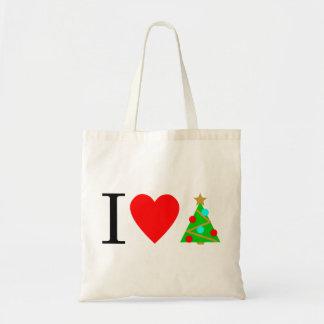 Mim o bolsa do Natal do coração