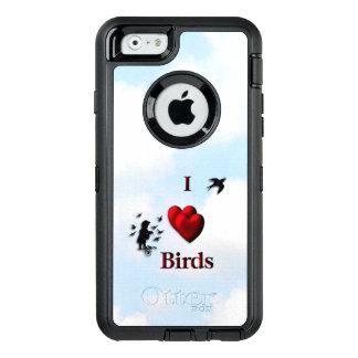 Mim pássaros do coração