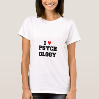 MIM PSICOLOGIA DO ♥ TSHIRTS
