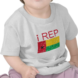 Mim representante Guiné-Bissau Tshirts