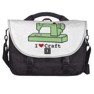 Mim saco do laptop da máquina de costura de Kawaii Pastas Para Laptop