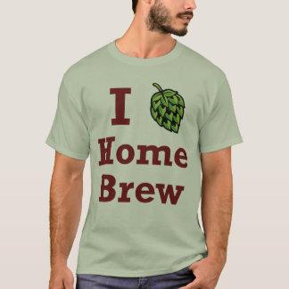 Mim [salto] camisa da fermentação Home