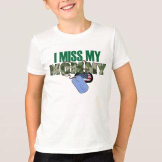 Mim senhorita Meu Mamãe T Camisa